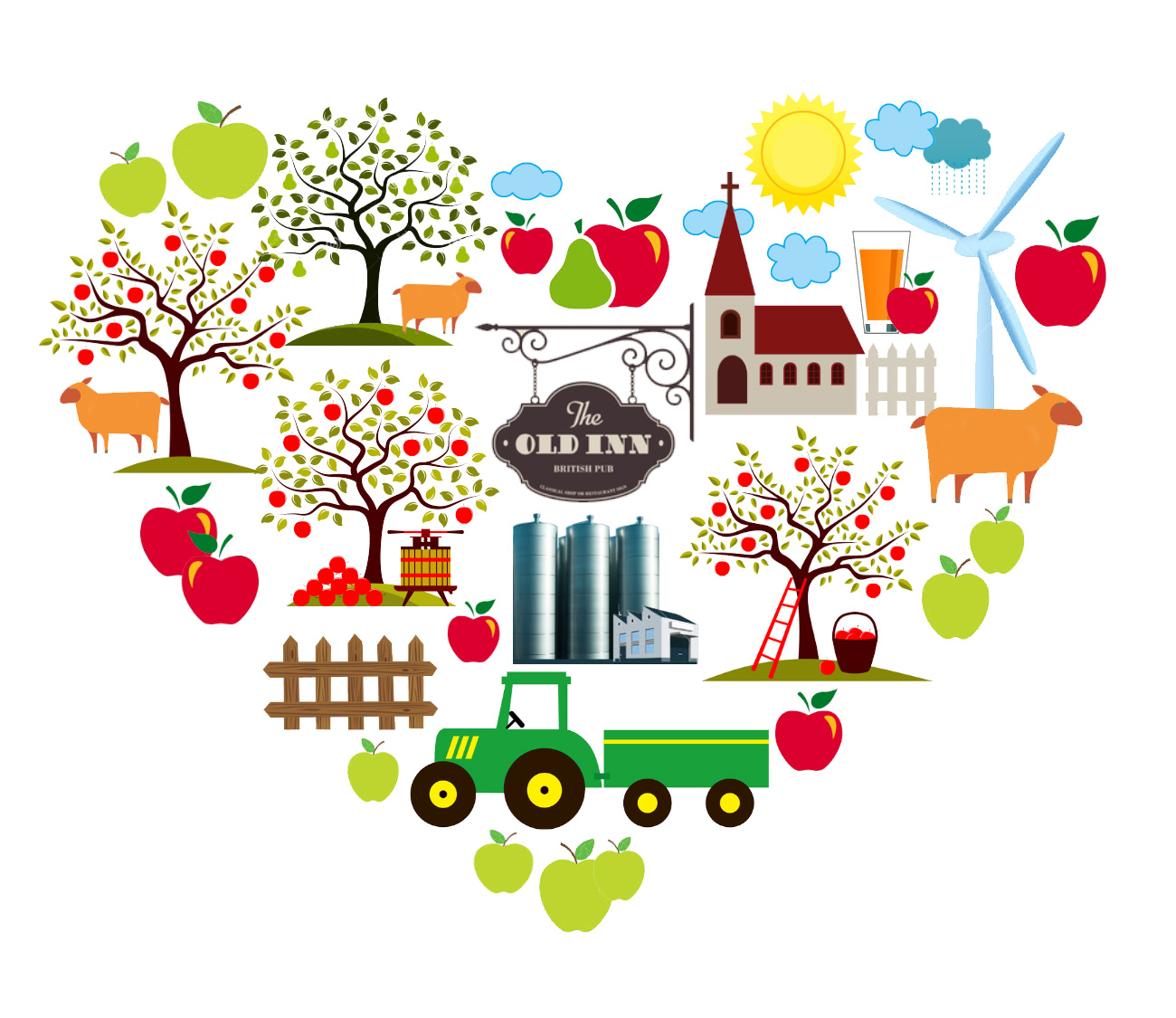 Cider Heart of the Community