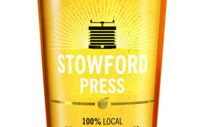 Stowford Press updates its glassware and packaging