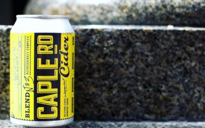 Caple Rd Cider forms partnership with Backyard Cinema