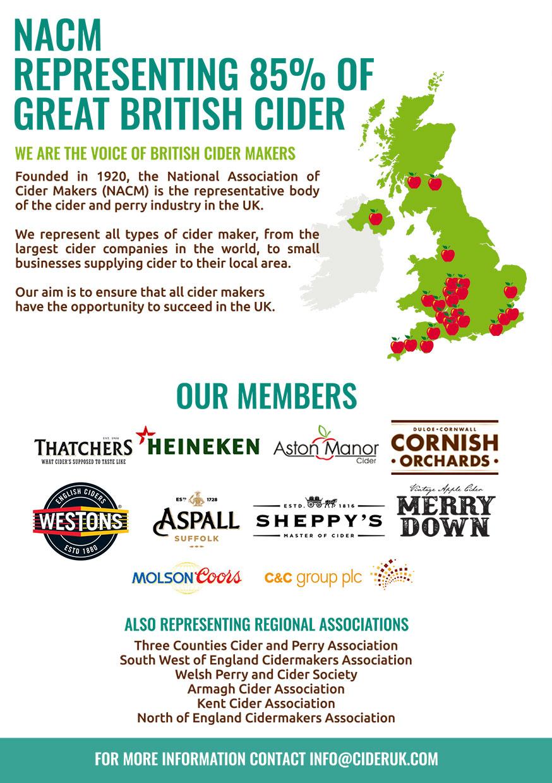 Cider Manifesto 2017