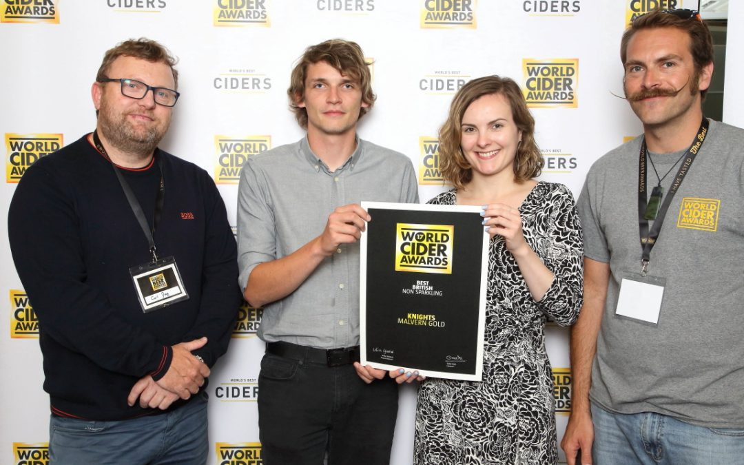 Aston Manor Cider Tops 2016 Awards Record