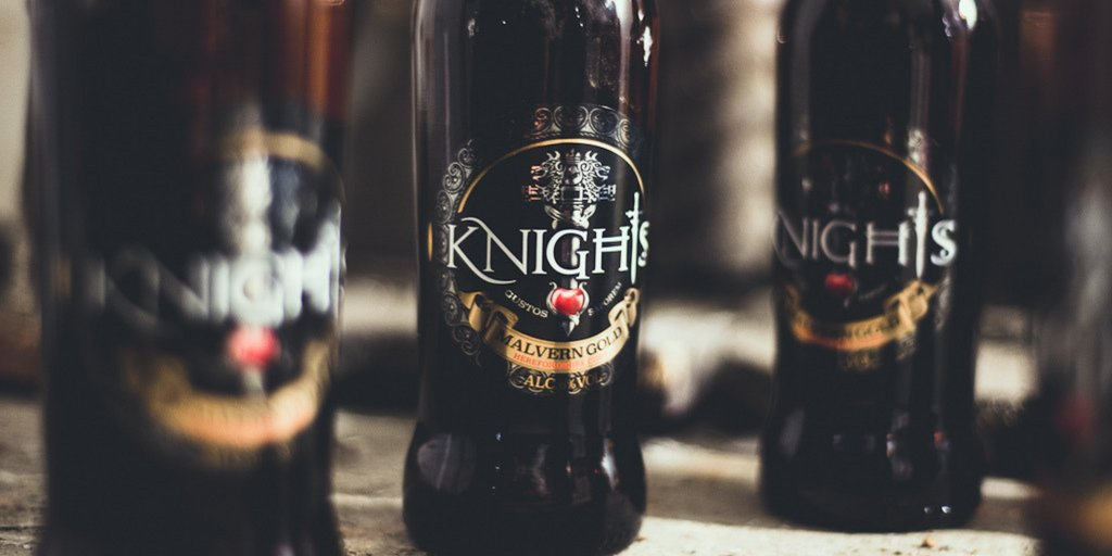 World Class Cider from Knights