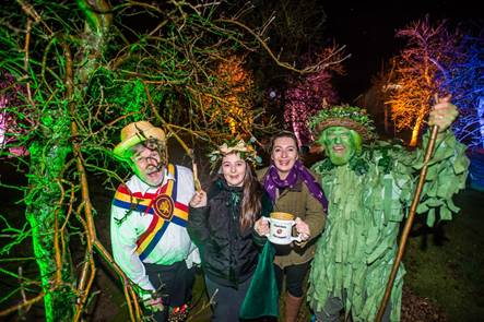 WASSAILING WITH THATCHERS CIDER