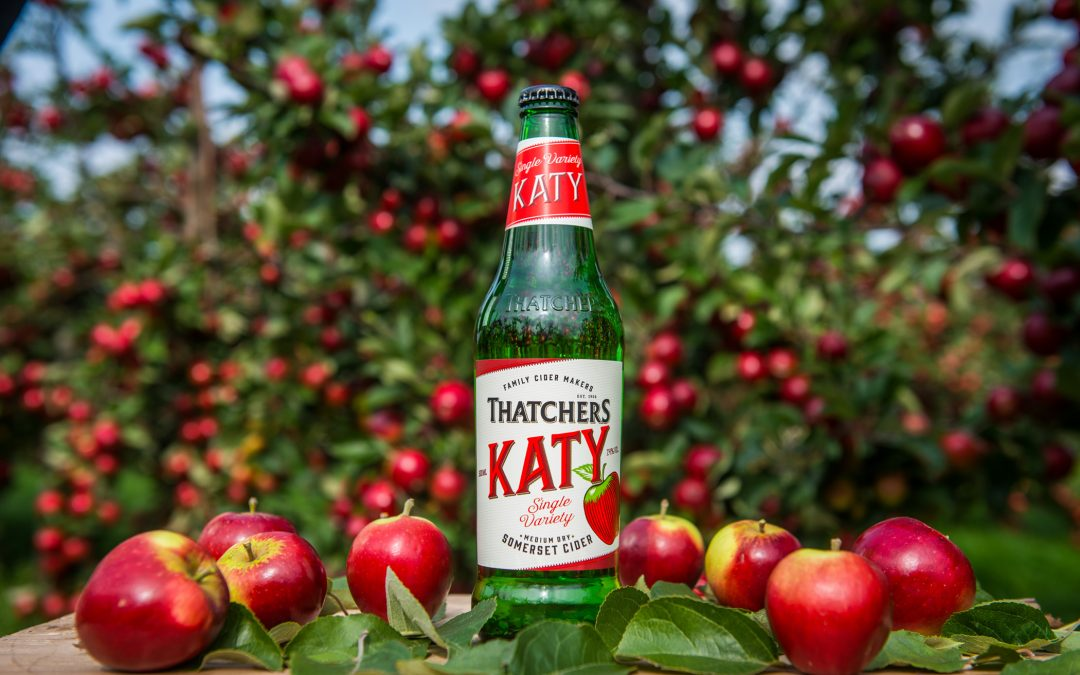 Thatchers drives awareness of its Katy Cider with a new campaign