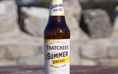 THATCHERS INTRODUCES NEW SEASONAL CIDER