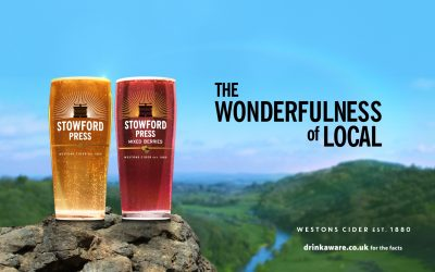 STOWFORD PRESS CELEBRATES 'THE WONDERFULNESS OF LOCAL'