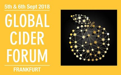 Global Cider Forum 2018 Speakers Announced