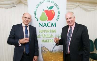 NACM Welcomes New Chairman, Gordon Johncox from Aston Manor