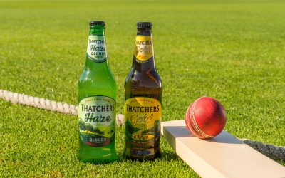 Celebrating Cricket with Cider