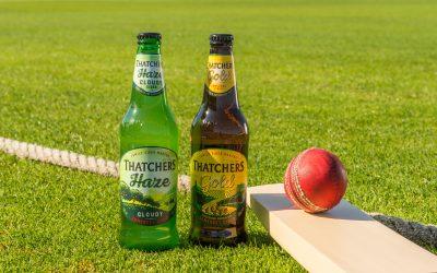 Celebrating Cricket with Cider