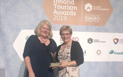 Armagh Cider Company scoops NI Tourism Award