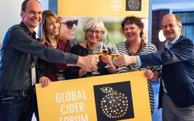 3rd Global Cider Forum in Frankfurt