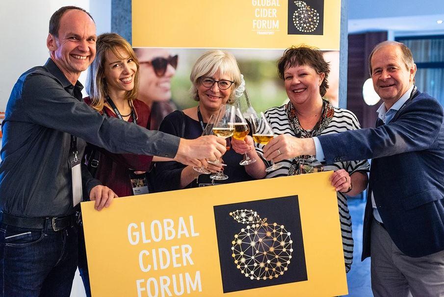 3rd Global Cider Forum in Frankfurt