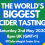 World's Biggest Cider Tasting