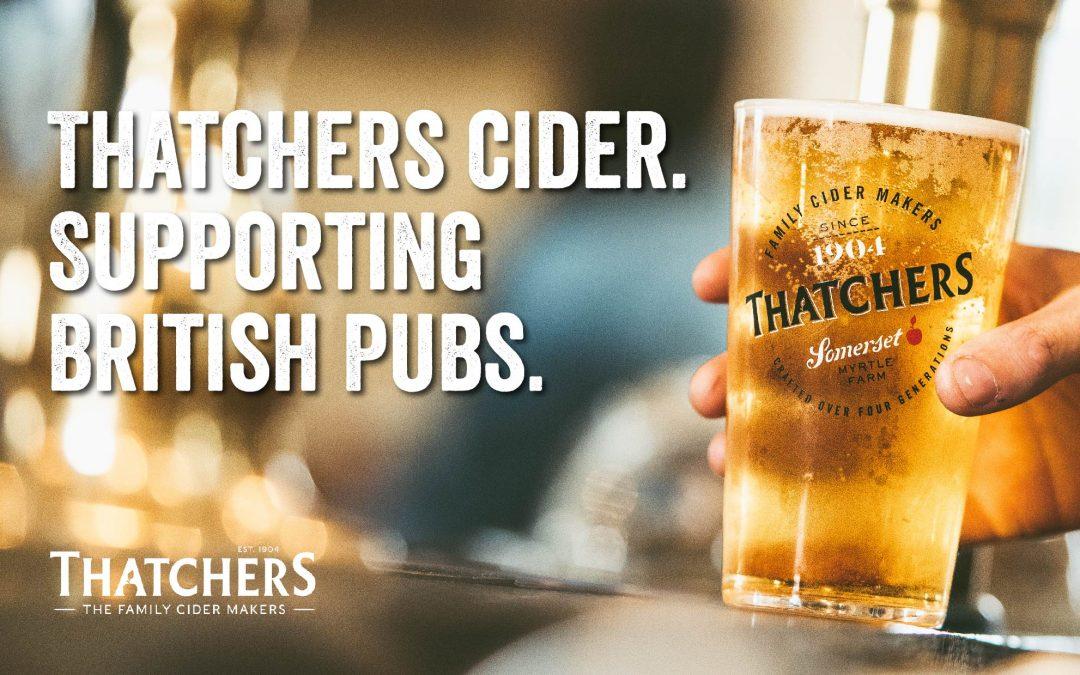 Thatchers Cider Pledge