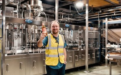 SANDFORD ORCHARDS ENSURES CIDER DONE RIGHT WITH £1.2M INVESTMENT