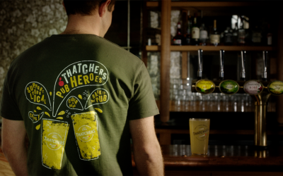 #THATCHERSPUBHEROES T-SHIRTS IN SUPPORT OF UK PUBS AND BARS